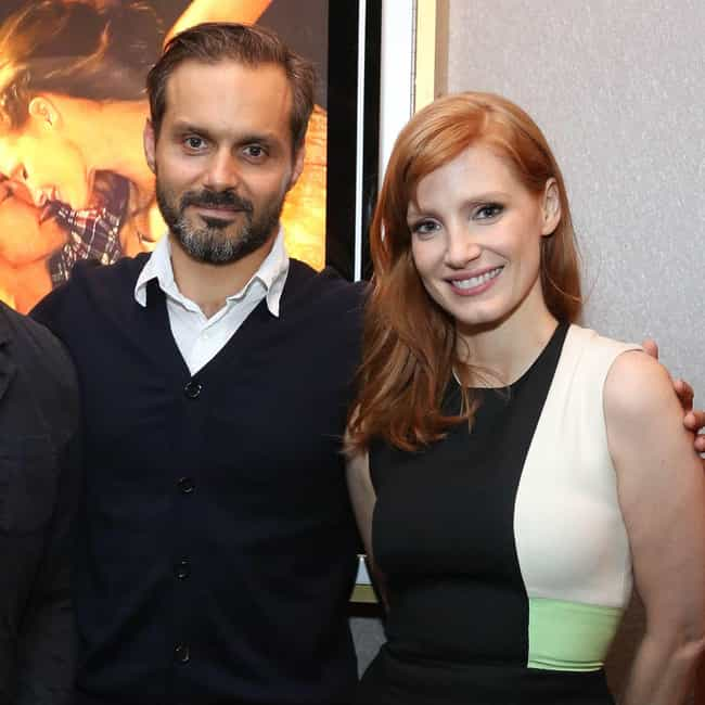 Ned Benson is listed (or ranked) 3 on the list Jessica Chastain Loves and Hookups
