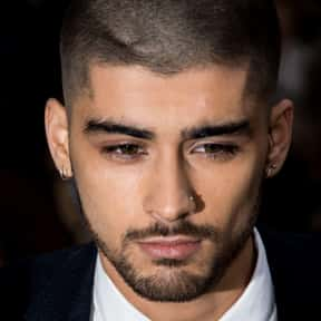 Zayn Malik is listed (or ranked) 21 on the list Celebrity Men You Think You Might Have A Shot With