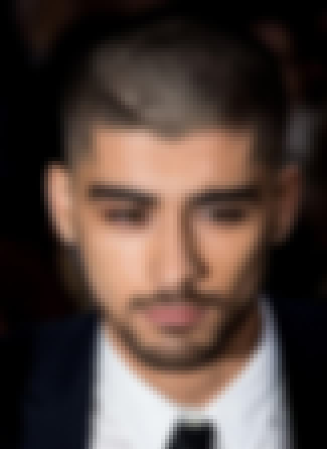 Zayn Malik is listed (or ranked) 1 on the list Gigi Hadid Loves and Hookups