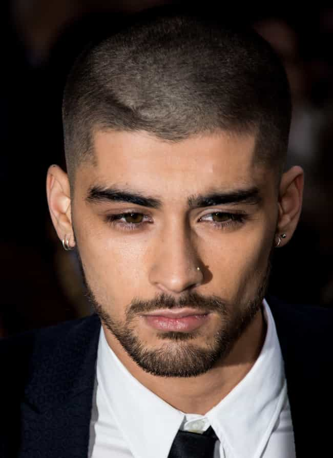 Zayn Malik is listed (or ranked) 3 on the list The Most Outrageous Celebrity Tweets of 2015