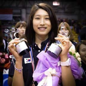 Kim Yeon-Koung is listed (or ranked) 6 on the list The Best Olympic Athletes from South Korea