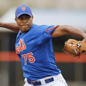 Jeurys Familia is listed (or ranked) 25 on the list Famous Baseball Players from Dominican Republic
