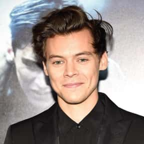 Harry Styles is listed (or ranked) 22 on the list Who Was America's Boyfriend in 2015?