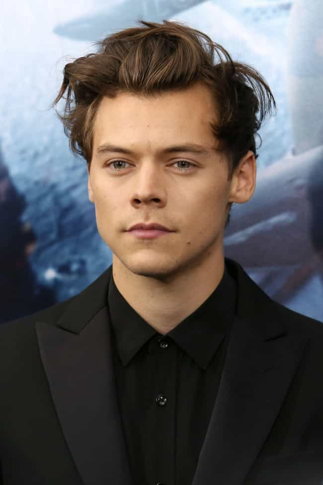 Harry Styles is listed (or ranked) 4 on the list Taylor Swift's Ex-Boyfriends Describe What It's Like To Date Her