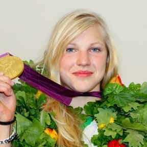 Rūta Meilutytė is listed (or ranked) 17 on the list The Best Olympic Athletes in Swimming