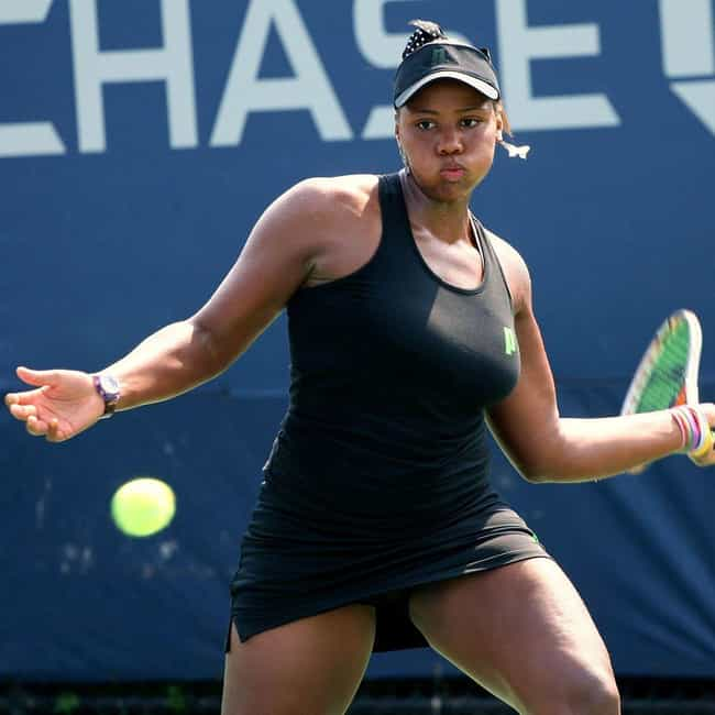 Taylor Townsend is listed (or ranked) 3 on the list The Best Black Tennis Players Right Now
