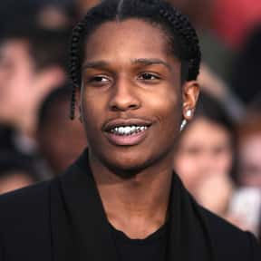 ASAP Rocky is listed (or ranked) 14 on the list Who Is The Most Famous Rapper In The World Right Now?