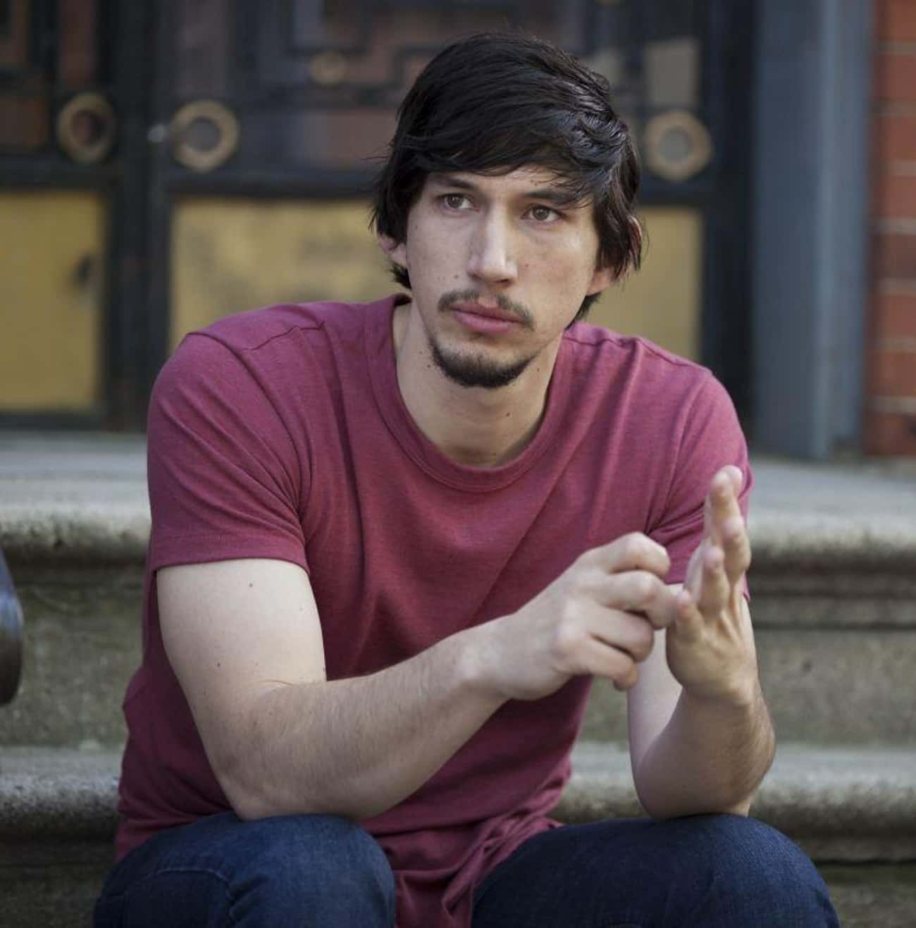Adam Driver - Adam Sackler is listed (or ranked) 3 on the list Actors Who Are Only Hot Because Of The Characters They Play