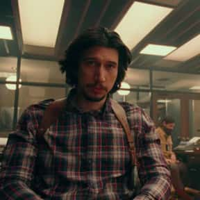 Adam Driver is listed (or ranked) 25 on the list Which People And Films Will Win Oscars In 2019?