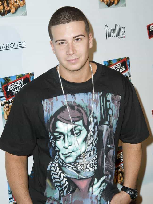 Vinny Guadagnino is listed (or ranked) 4 on the list Jersey Shore Cast List