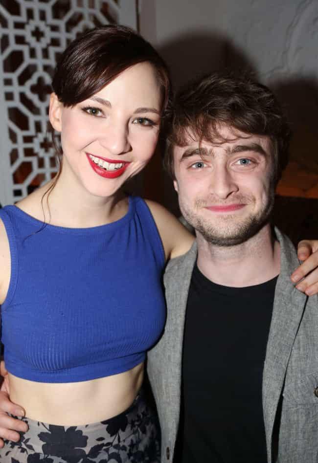 Erin Darke is listed (or ranked) 1 on the list Daniel Radcliffe Loves and Hookups