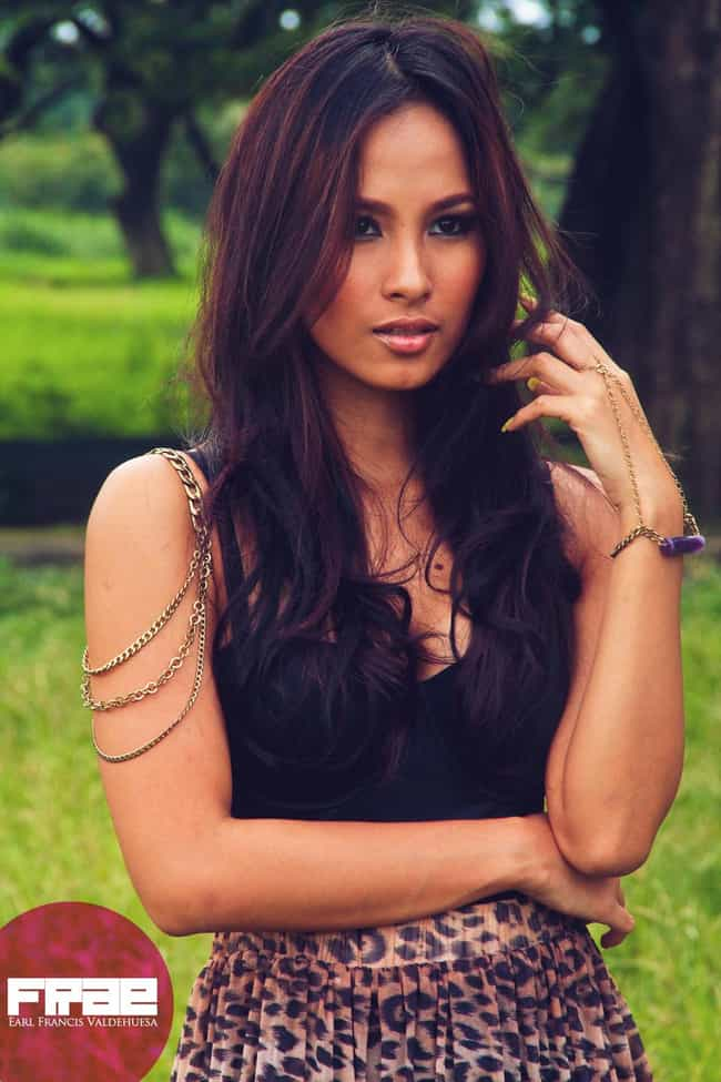Emmerie Cunanan is listed (or ranked) 3 on the list The Most Stunning Filipina Models