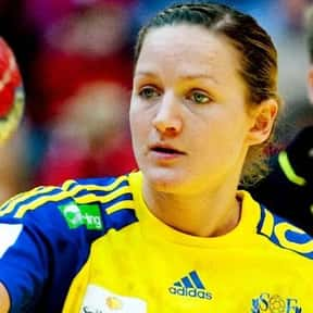 Therese Islas Helgesson is listed (or ranked) 4 on the list List of Famous Handball Players