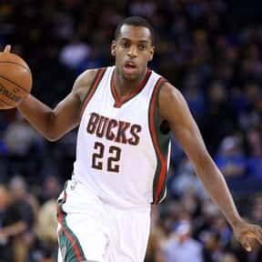 Khris Middleton is listed (or ranked) 22 on the list The Top 100+ NBA Players Today