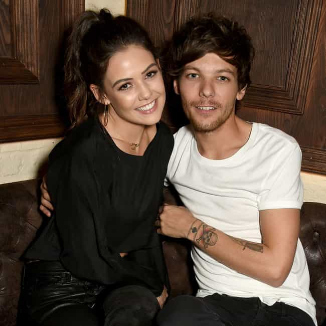 Louis Tomlinson is listed (or ranked) 2 on the list Danielle Campbell Loves and Hookups