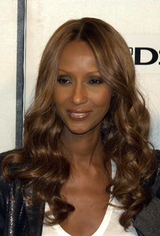 Iman is listed (or ranked) 1 on the list Women Who David Bowie Has Dated