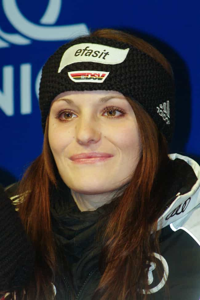 Christina Geiger is listed (or ranked) 2 on the list Famous Alpine Skiers from Germany