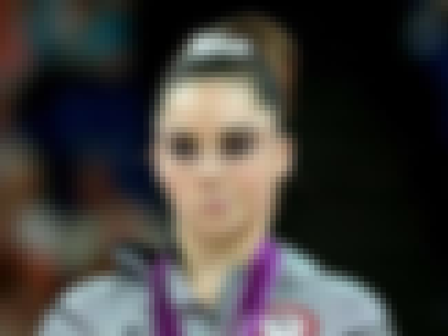 McKayla Maroney is listed (or ranked) 4 on the list Resting Bitch Face: Who Does It Best?
