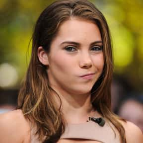 McKayla Maroney is listed (or ranked) 5 on the list List of Famous Gymnasts