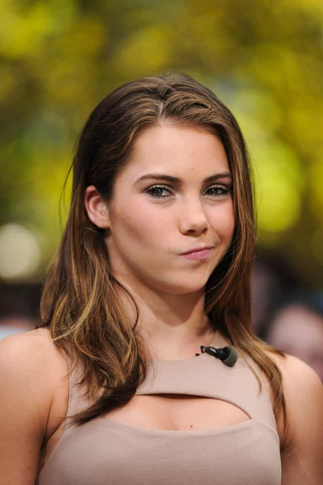 McKayla Maroney is listed (or ranked) 2 on the list Famous People Born in 1995