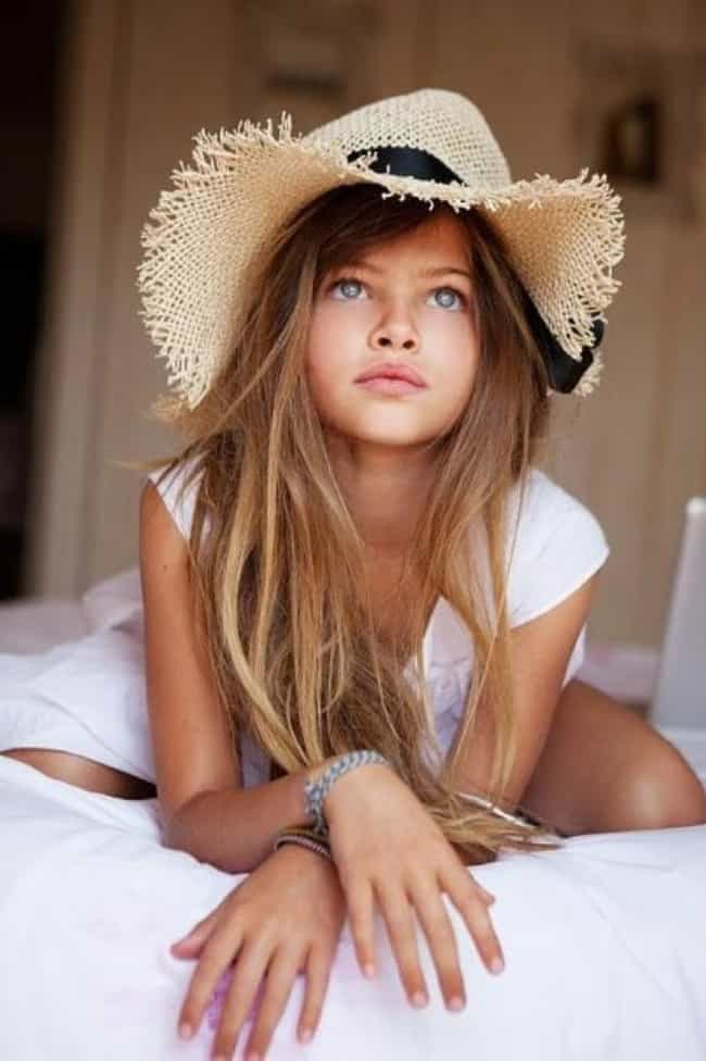 Thylane Blondeau is listed (or ranked) 4 on the list Hottest French Fashion Models