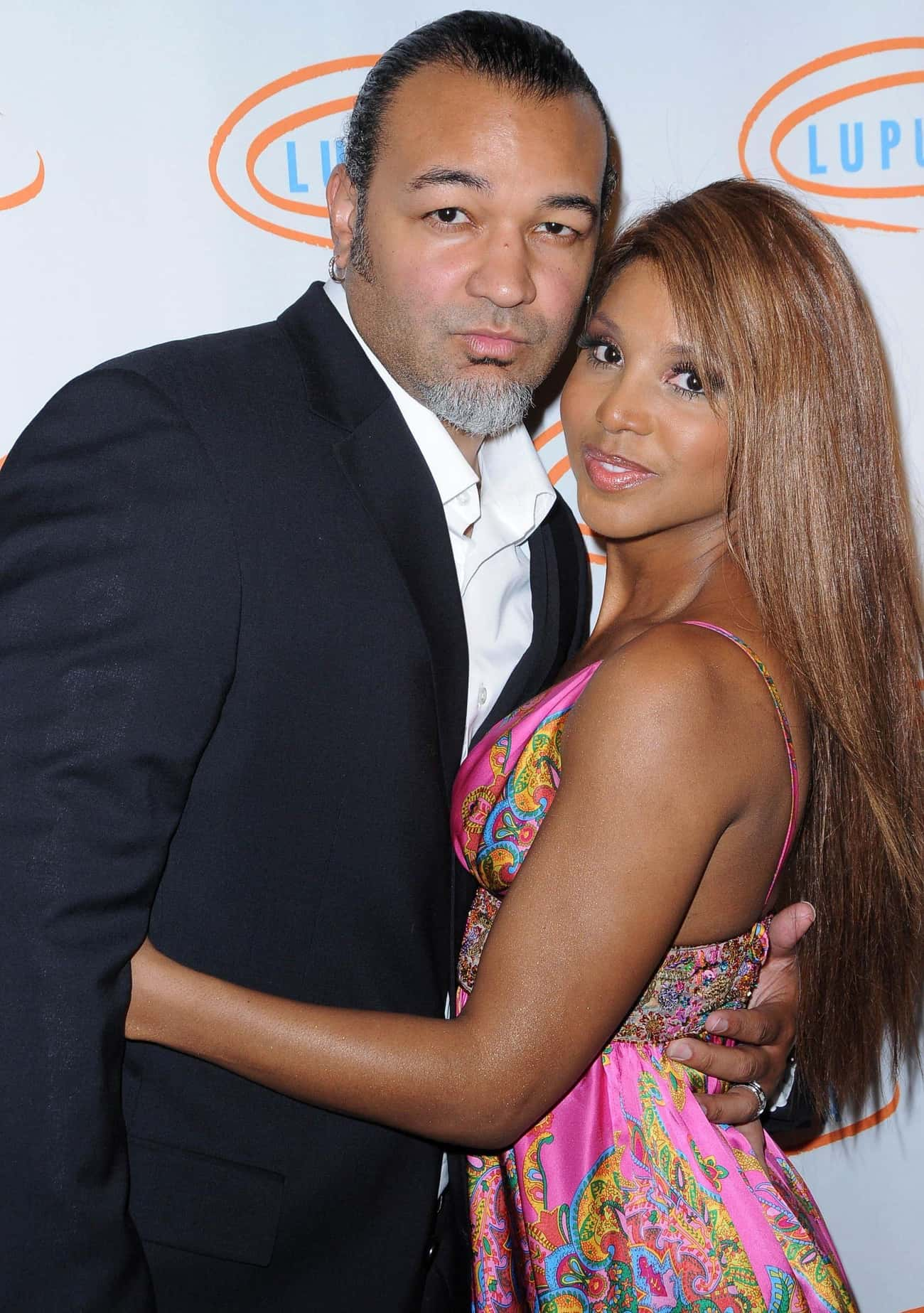 Keri Lewis is listed (or ranked) 3 on the list Every Famous Man Toni Braxton Has Dated
