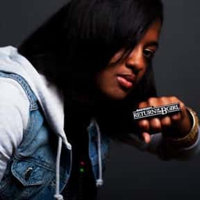 Rapsody is listed (or ranked) 5 on the list The Best Rappers From North Carolina