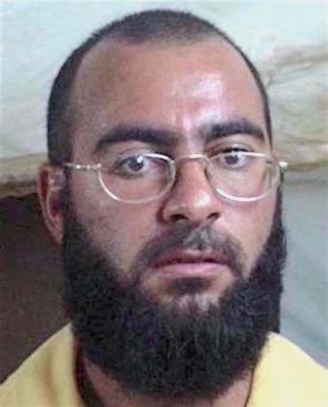 Abu Bakr al-Baghdadi is listed (or ranked) 13 on the list The Most Evil People Currently in Hiding