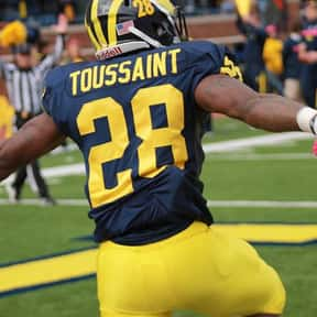 Fitzgerald Toussaint is listed (or ranked) 19 on the list The Best Michigan Wolverines Running Backs of All Time