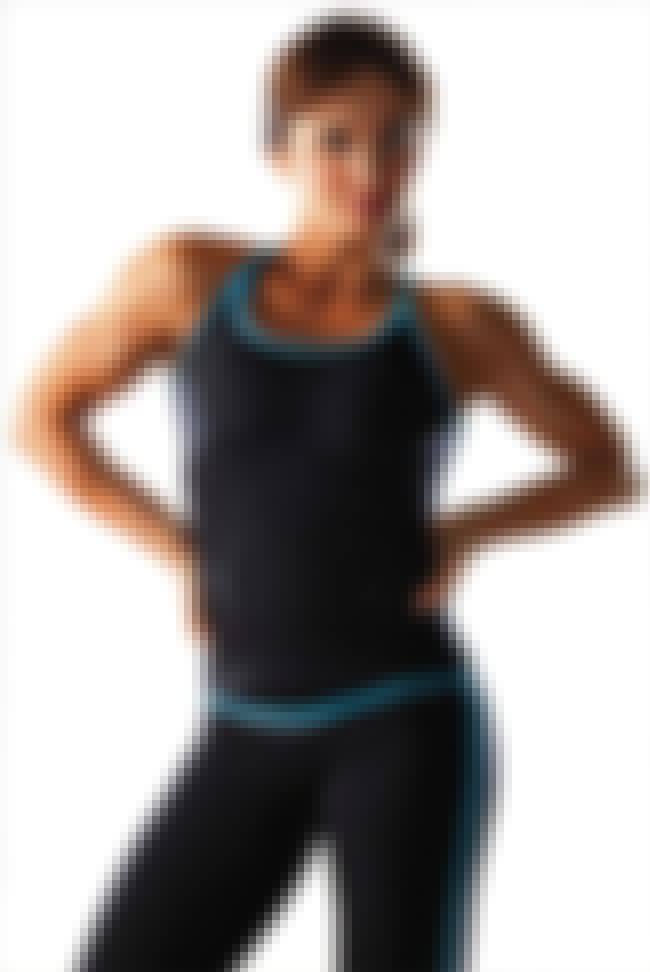 Cathe Friedrich is listed (or ranked) 4 on the list Famous Female Fitness Professionals