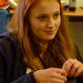 Sophie Turner is listed (or ranked) 13 on the list The Most Beautiful Young Actresses Under 30