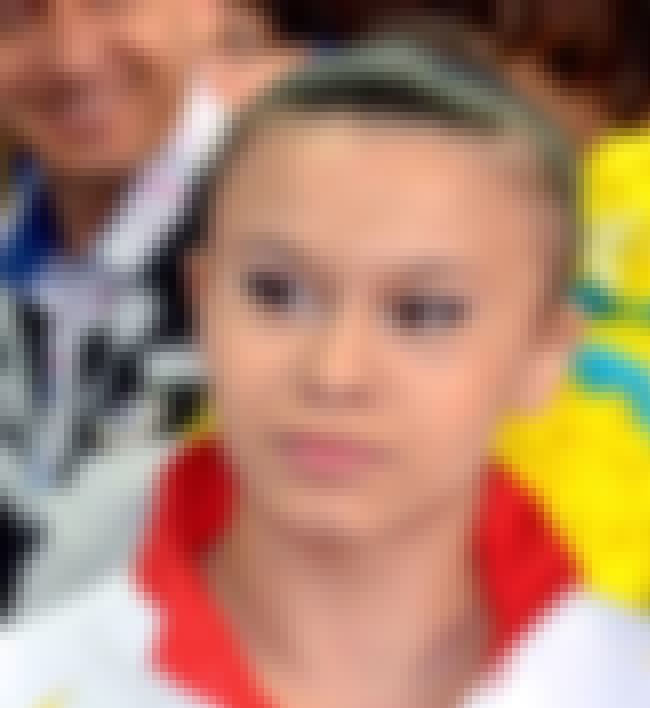 Diana Bulimar is listed (or ranked) 4 on the list Famous Gymnasts from Romania