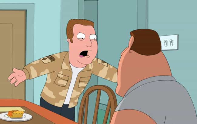 Thanksgiving is listed (or ranked) 2 on the list The Best Thanksgiving Episodes On 'Family Guy'