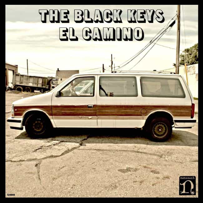 El Camino is listed (or ranked) 2 on the list The Best Black Keys Albums of All Time
