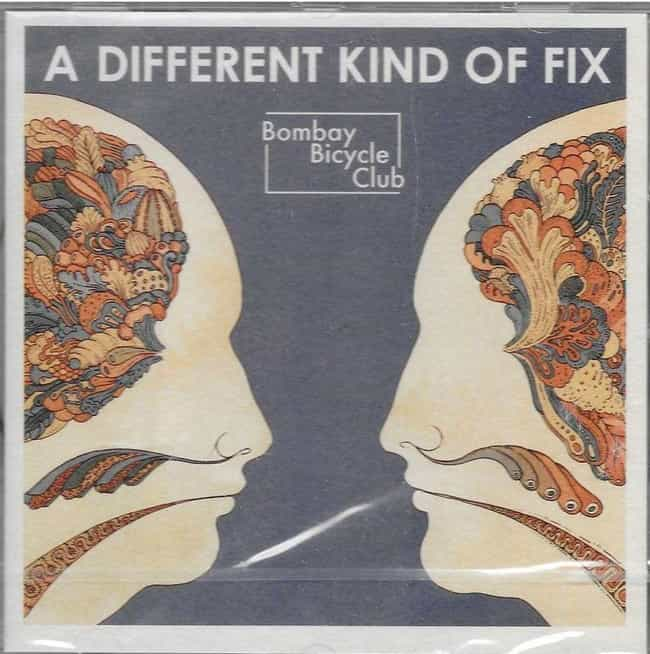 A Different Kind of Fix is listed (or ranked) 3 on the list The Best Bombay Bicycle Club Albums, Ranked