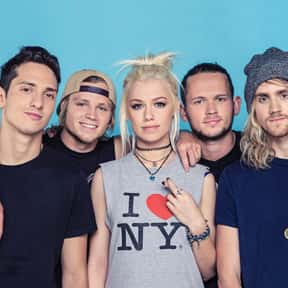 Tonight Alive is listed (or ranked) 1 on the list The Best Bands Like Paramore