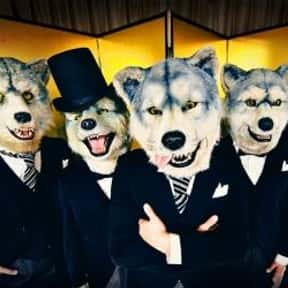 Man With A Mission is listed (or ranked) 14 on the list The Best Asian Bands/Artists