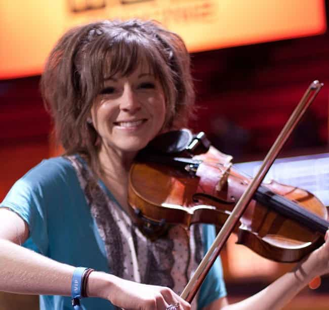 Lindsey Stirling is listed (or ranked) 4 on the list Famous Female Violinists