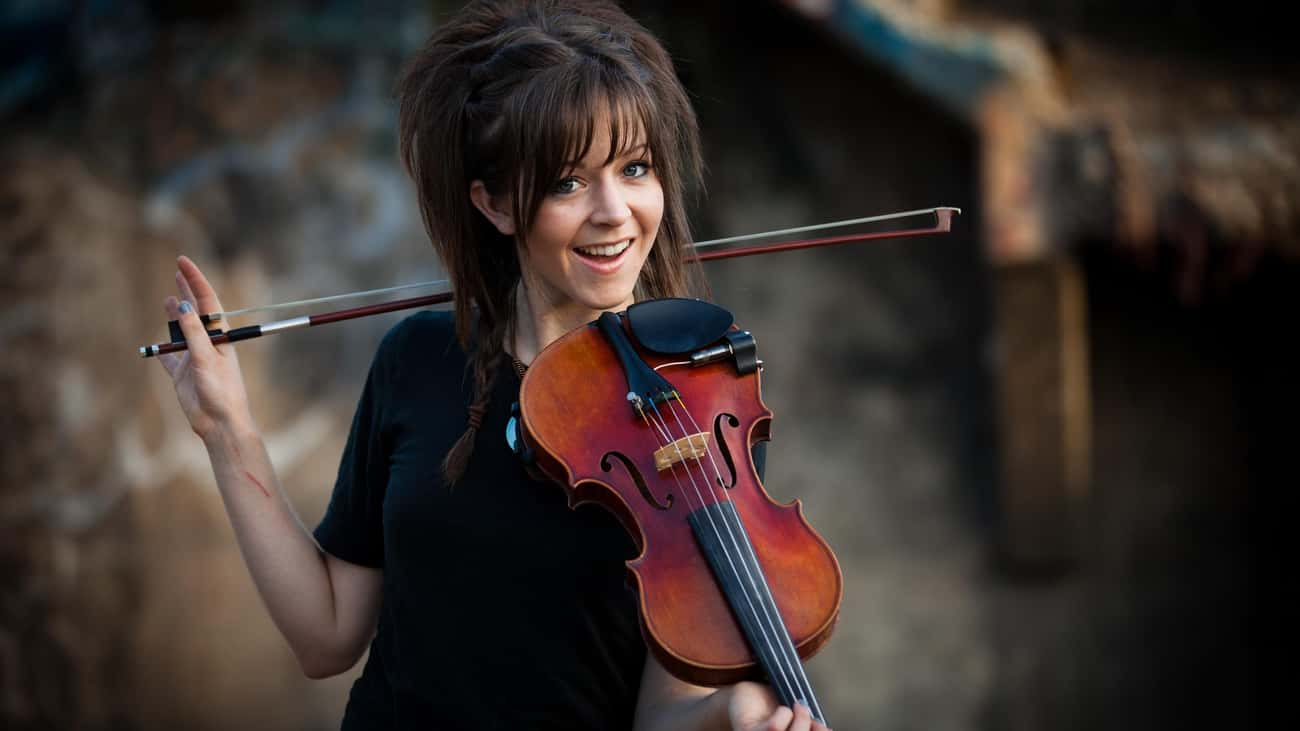Lindsey Stirling is listed (or ranked) 2 on the list List of Famous Performance Artists