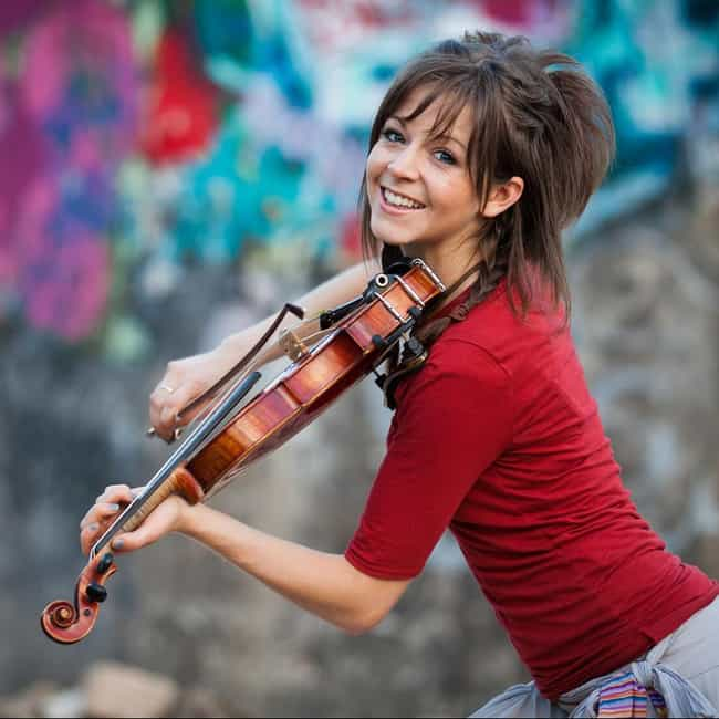 Lindsey Stirling is listed (or ranked) 2 on the list 19 Musicians and Singers Who Are Mormon