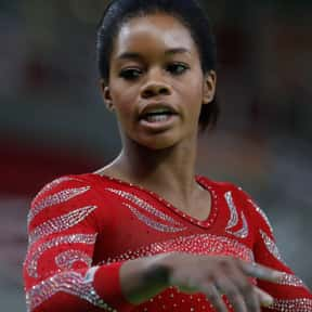 Gabby Douglas is listed (or ranked) 18 on the list Famous Female Gymnasts