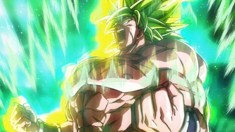 Broly -Dragon Ball Super: Broly