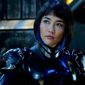 Mako Mori is listed (or ranked) 16 on the list The Best Characters In Guillermo Del Toro Movies