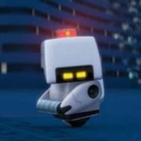 M-O is listed (or ranked) 10 on the list The Cutest Robots In Movies And TV, Ranked