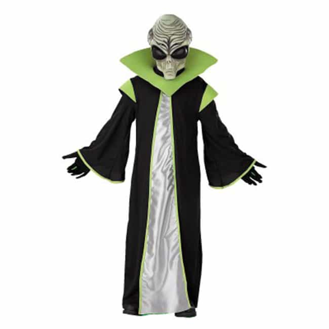 Alien is listed (or ranked) 3 on the list The Best Halloween Costumes For Boys | Costumes Ideas