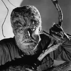 The Wolf Man is listed (or ranked) 7 on the list The Greatest Werewolf Characters of All Time