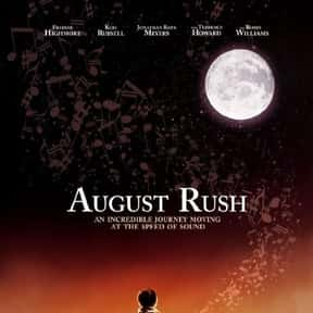 Mannix is listed (or ranked) 2 on the list List of August Rush Characters