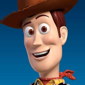 Woody is listed (or ranked) 3 on the list The Greatest Characters Played by Tom Hanks, Ranked