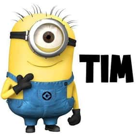 Tim the Minion