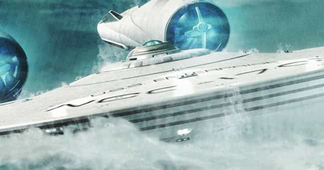 Star Trek Into Darkness ... is listed (or ranked) 4 on the list Plot Holes That Will Ruin Your Favorite Action Movies